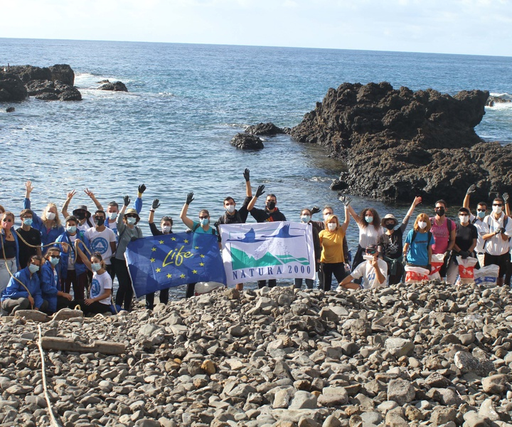 European Commission approves synthesis of nature conservation project for Santa Maria